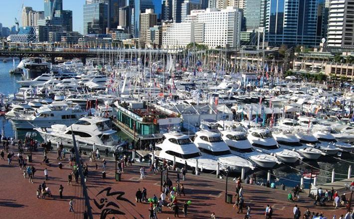Sydney International Boat Show 2010