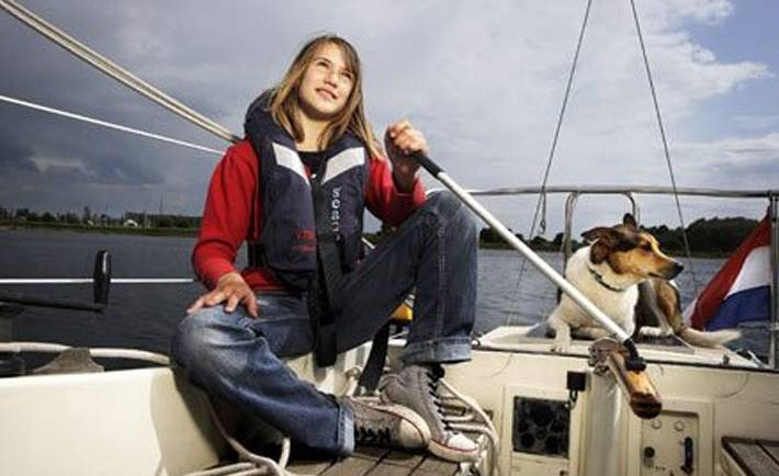 Is Dutch Teenage Sailor Laura Dekker too young to sail the world?