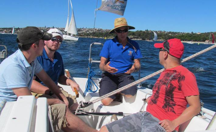 British Dominance  Cause for Concern for Our Experienced Sailing Instructors?