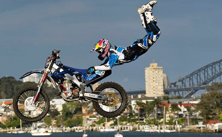 Xtreme Motor Bikes on the Harbour