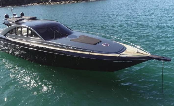 Prometheus Boat Hire
