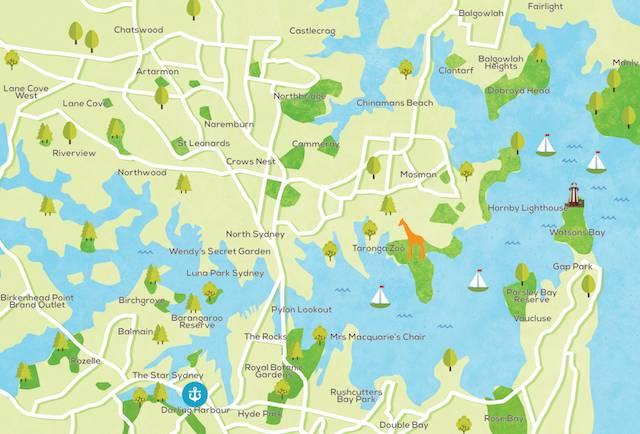Sydney Harbour Waterways