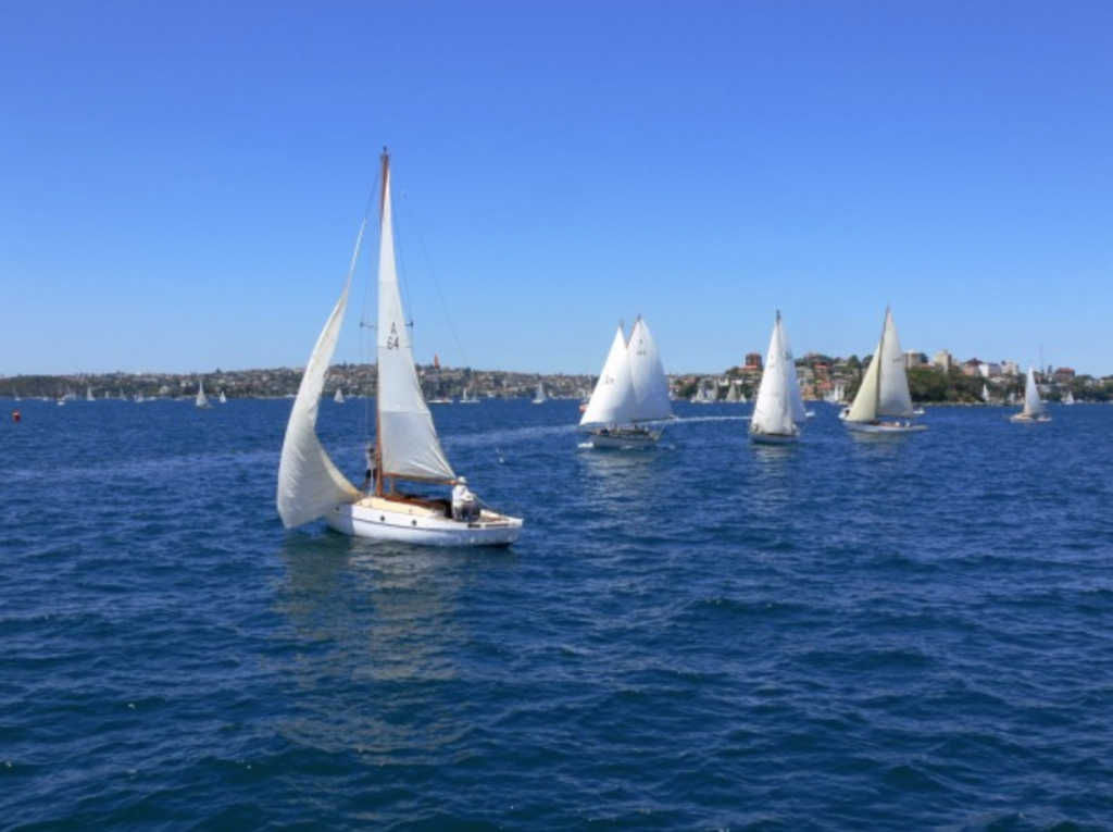 EastCoast Sailing Valentine's Day Yacht Charter Sydney
