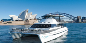 Sydney Harbour Corporate Boat Charter