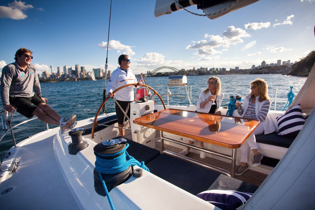 East Coast Sailing Party Boat Hire In Sydney