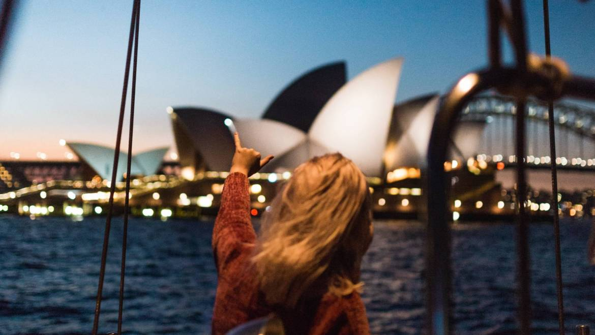 Explore The Best Natural Harbour On A Sydney Boat Cruise