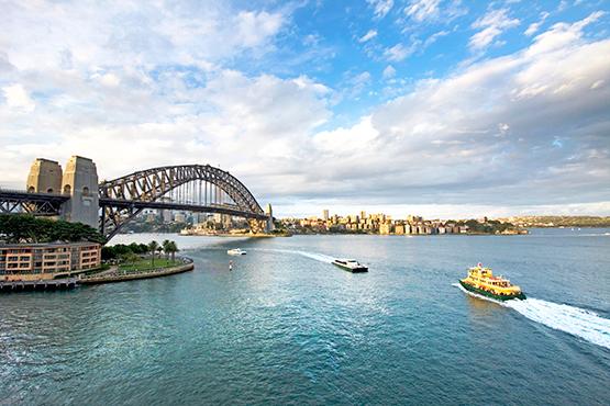 Sydney boat cruises