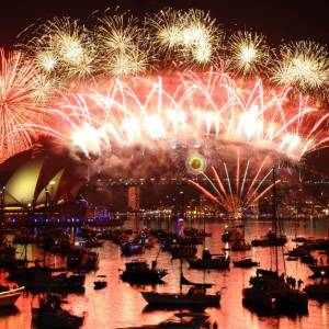 Sydney Harbour New Year's Eve Celebration Yacht Eastcoast Sailing