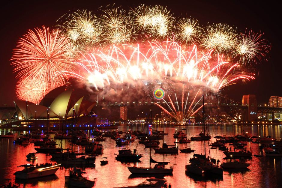Have Your 2020 New Year's Eve Celebration This Year On a Yacht