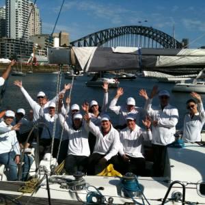East Coast Sailing Event Corporate