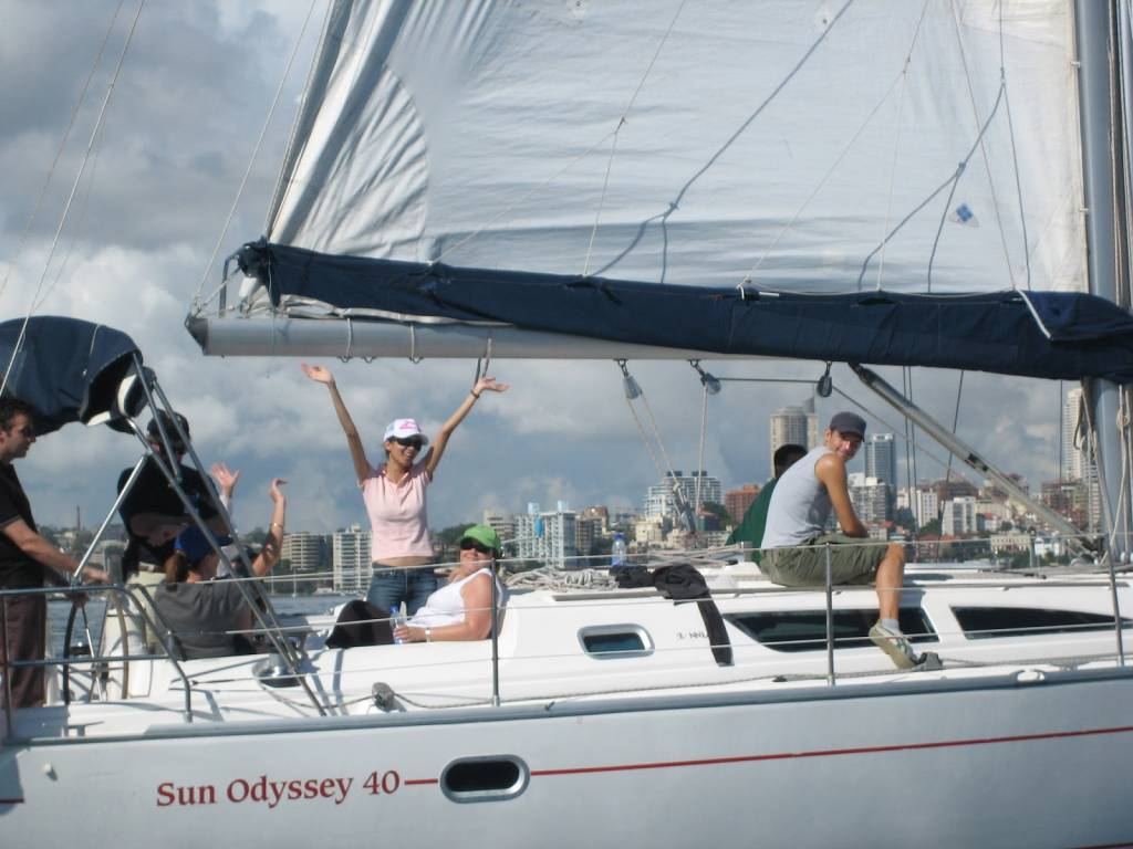 Sunday Family Cruise East Coast Sailing