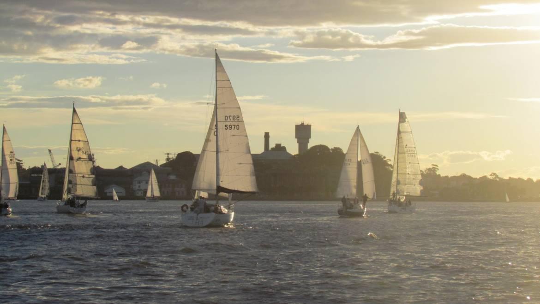 Sunset Catamaran Hire in Sydney