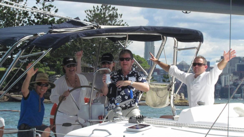 Sydney Yacht Hire: Sunday Family Cruise