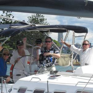 East Coast Sailing Hire Yacht Sydney
