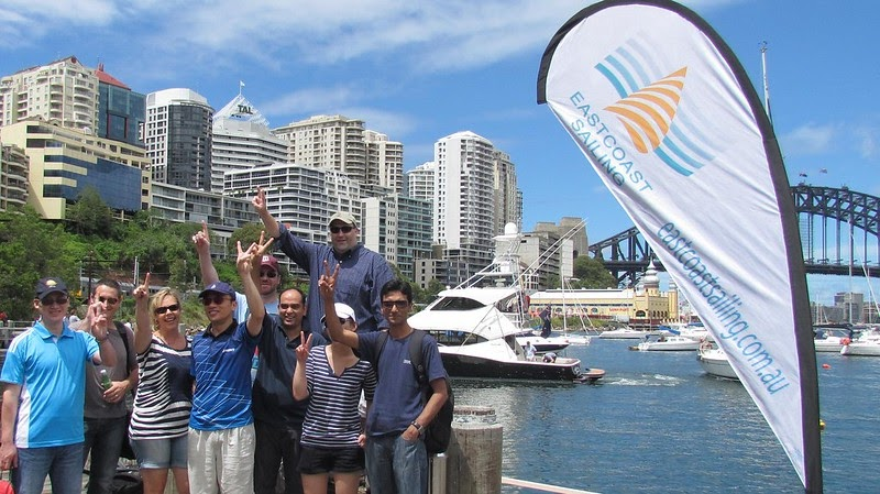 East Coast Sailing Corporate Regatta