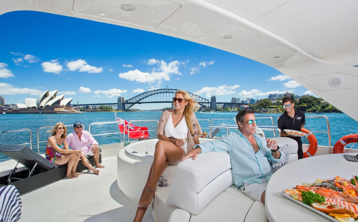 Cruise Party Eastcoast Sailing