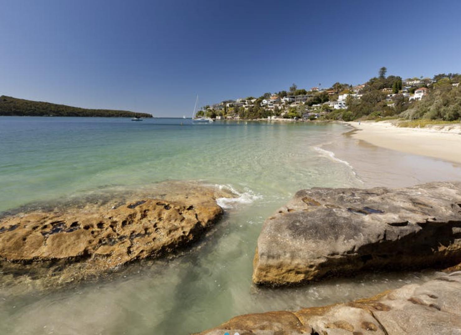 Chinaman's Beach Sydney's Hidden Beaches