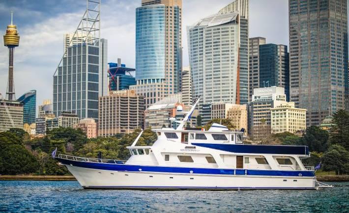 Ariston Boat Charter