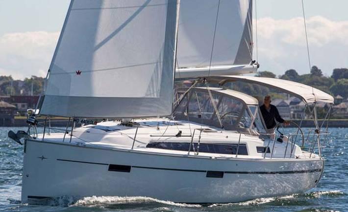 Bavaria 37 Yacht Hire