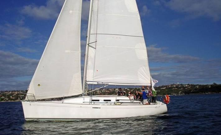 Beneteau First 40 Yacht Charter