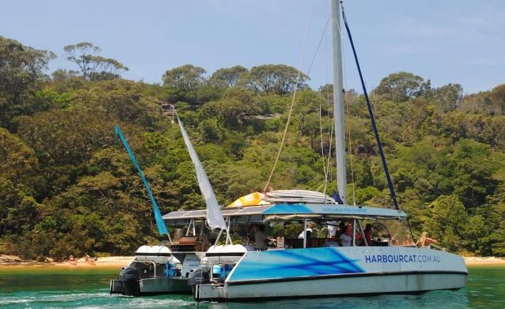 HarbourCat Catamaran Hire