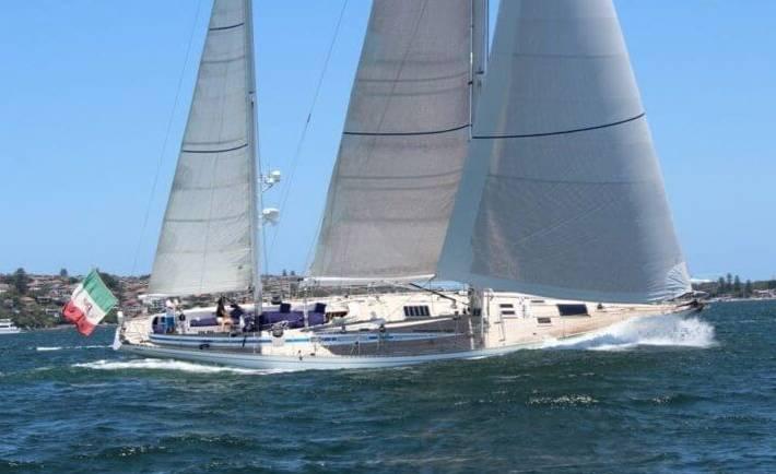 Eve Regatta Racing Yacht