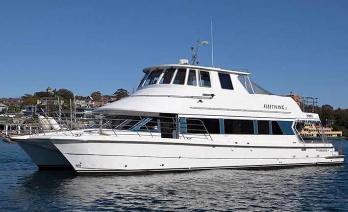 Fleetwing II Boat Hire