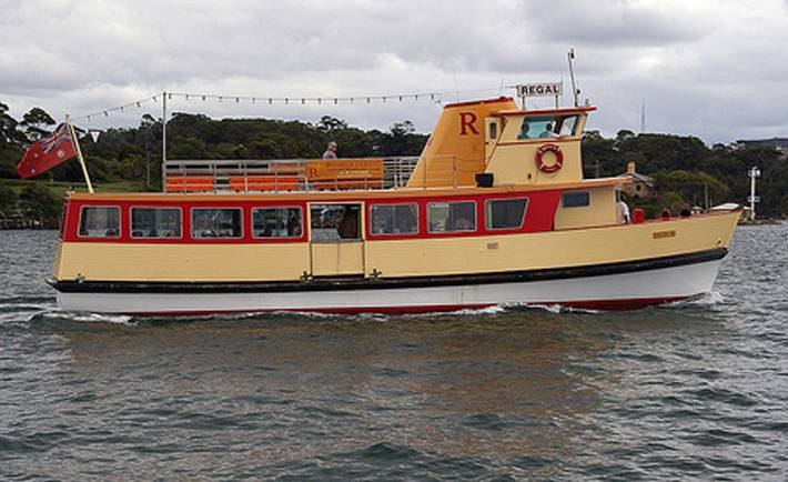 Regal Function Boat Hire