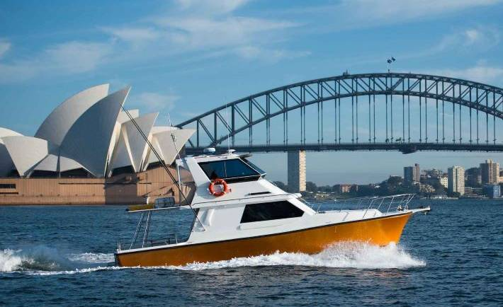 Free Spirit Boat Charter Hire