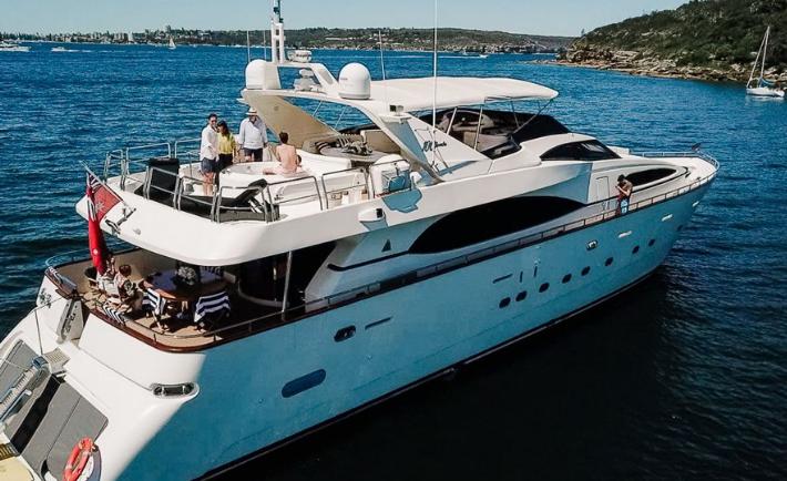 Lady Pamela Boat Charter