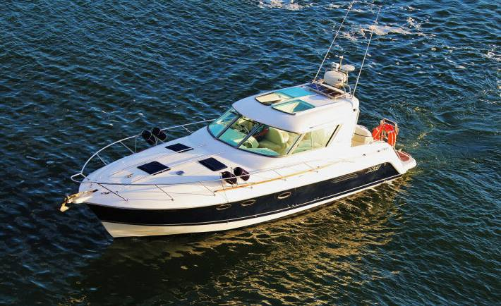 Inception Boat Charter
