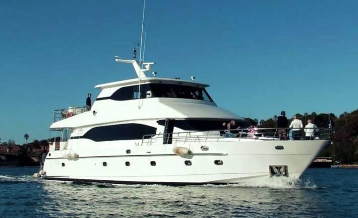 Oceanos Luxury Boat Hire