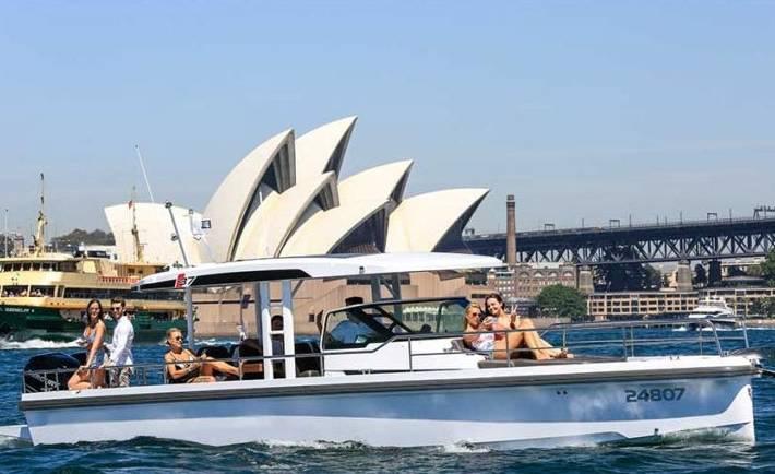 Spectre Boat Hire