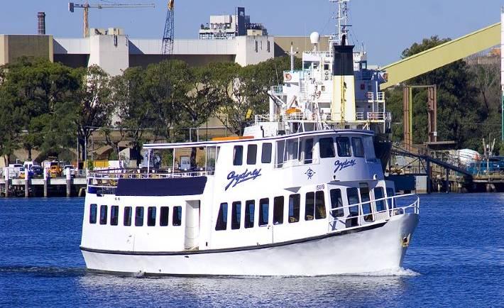 MV Sydney Charter Boat Hire