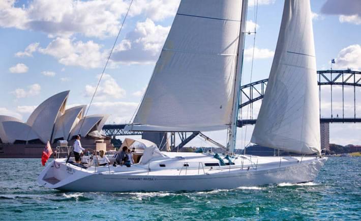 Margaret Rintoul V Yacht Charter