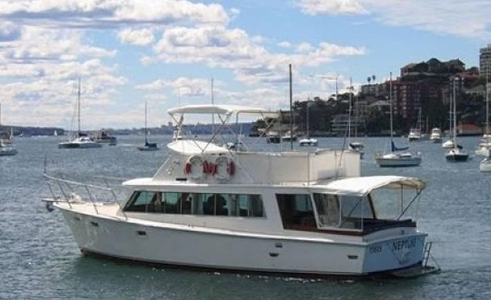 Neptune Budget Charter Boat