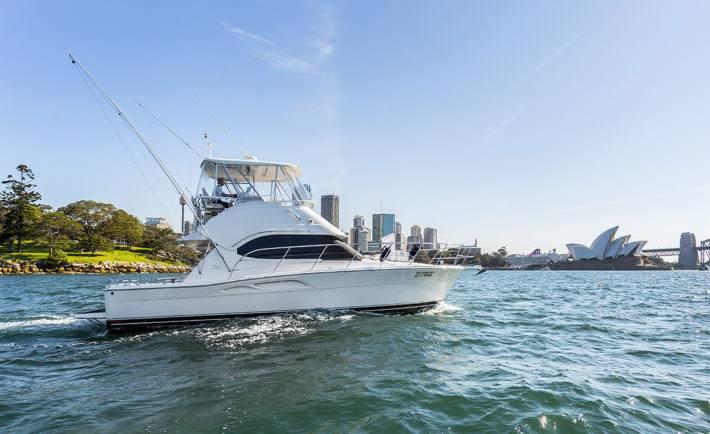 Ocean Blue Boat Hire
