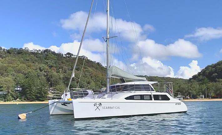 Seabbatical Catamaran Hire