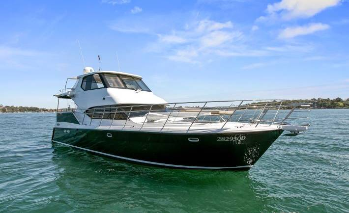 Seas The Day Boat Charter