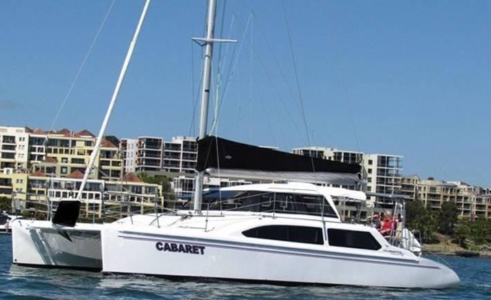 Cabaret Catamaran Hire