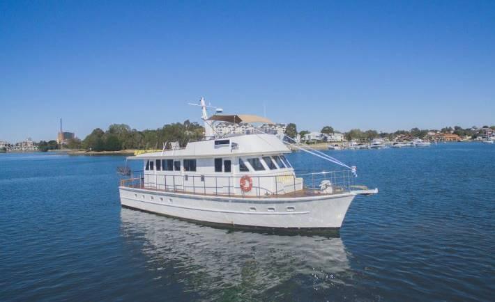 Silver Spirit Boat Charter