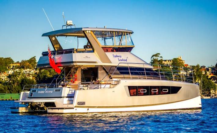 Seabird Charter Boat Hire