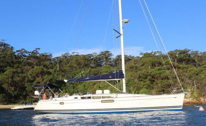Jeanneau 49 Yacht Hire