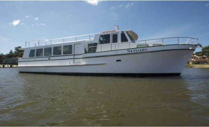 Galene Charter Boat Hire
