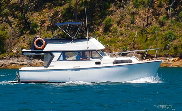 Serenity Boat Charter Pittwater