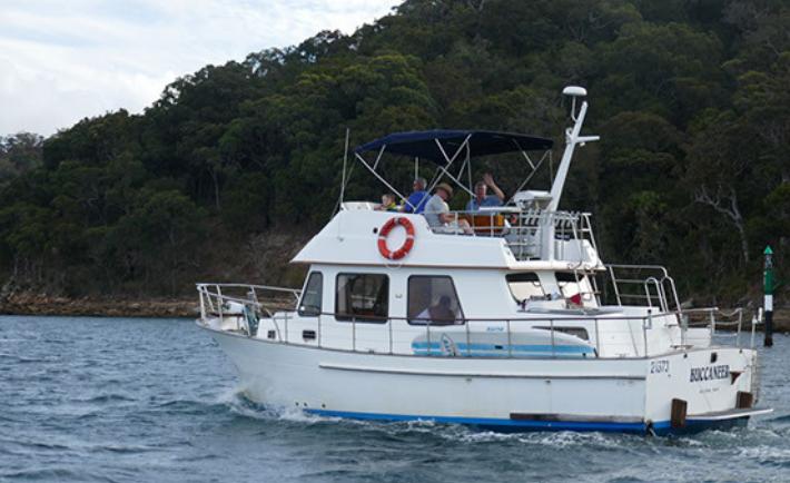 Buccaneer Boat Charter Pittwater