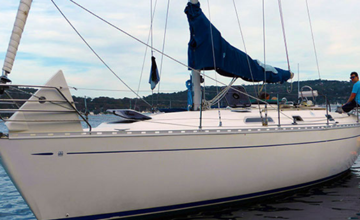 Dufour 38 Yacht Charter Pittwater