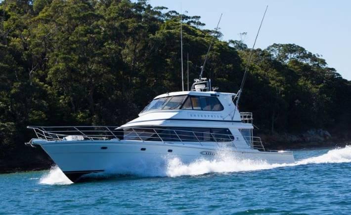 Enterprise Boat Charter