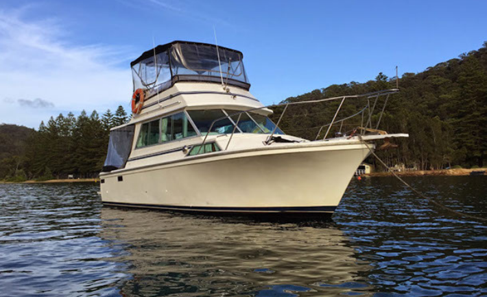 Vision Boat Charter Pittwater
