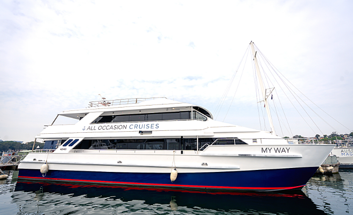 My Way Function Boat Hire